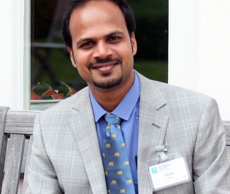 EUCLID welcomes Dr Vijay Chattu on Faculty